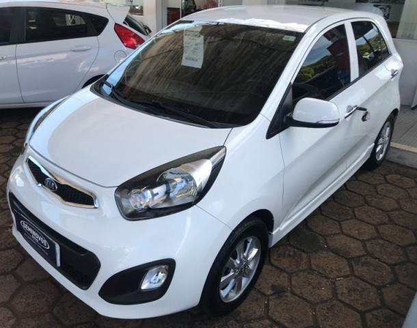 KIA PICANTO 1.0 EX 12V FLEX 4P MANUAL.