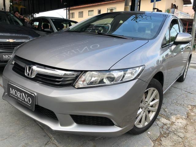 // Honda Civic LXL Automático 2013 - Revisões em Concessionaria!! - Foto 3