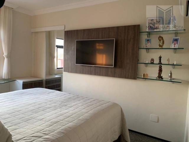 Apartamento com 3 dormitórios à venda, 127 m² por R$ 570.000 - Aldeota - Fortaleza/CE - Foto 19