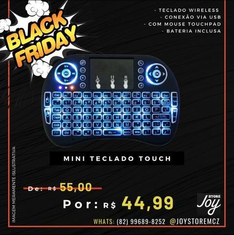 Mini teclado sem fio Touch