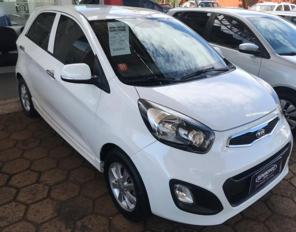 KIA PICANTO 1.0 EX 12V FLEX 4P MANUAL. - Foto 2