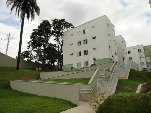 Vendo apartamento de 2 quartos no Pq.das Indústrias - Foto 2