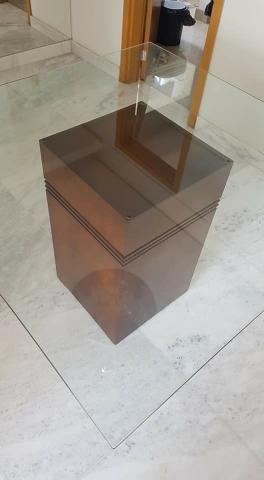 Tampo de vidro quadrado - Foto 4