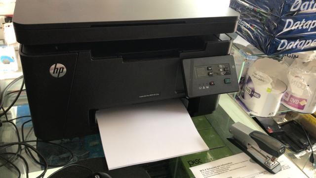 Impressora Multifuncional Hp M125a - Foto 3