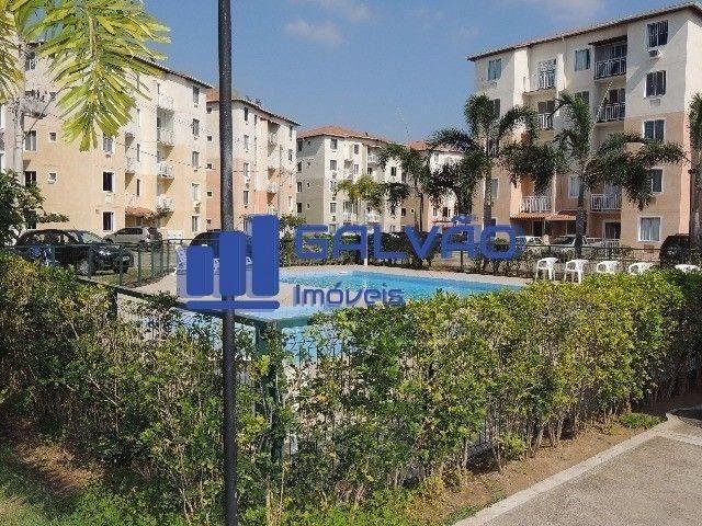 MR- Apartamentos de 2Q com Varanda, no Cond, Vila Itacaré - Foto 10