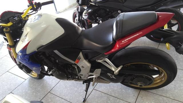 Honda cb 1000r tricolor abs - Foto 3
