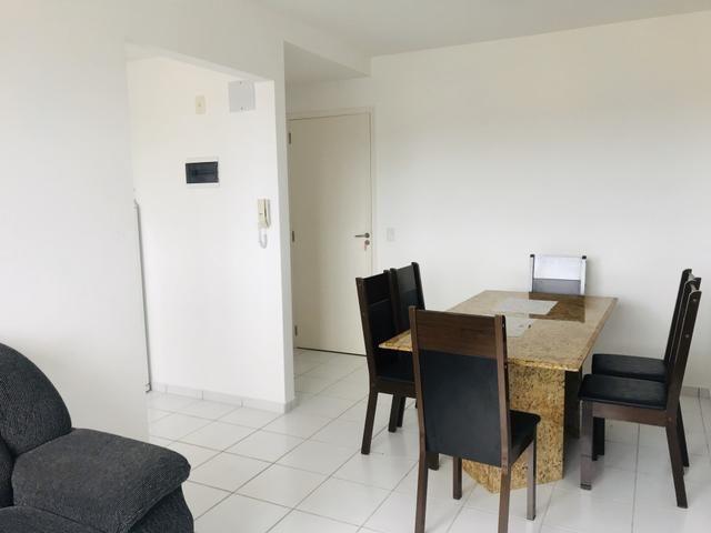 Apartamento mobiliado 2/4 em Ponta Negra - Ecogarden - Foto 10