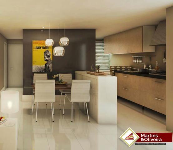 Vendo Apartamento Condomínio Bons Ventos - Icarai - Foto 4