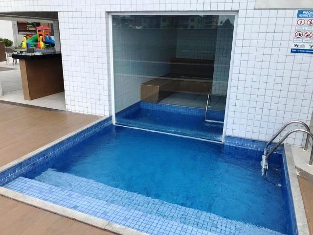 Marbella Home Club, Novo, 110m2, 3 Suítes, DCE, 2 Vagas e Lazer Completo - Foto 15