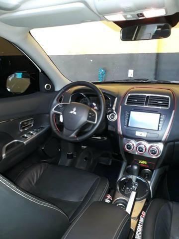 ASX modelo AWD 28.000 km Único dono O mais top que tem 4x4 automatico - Foto 11
