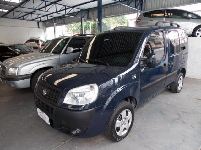 Fiat doblÒ 2011 1.8 mpi hlx 16v flex 4p manual