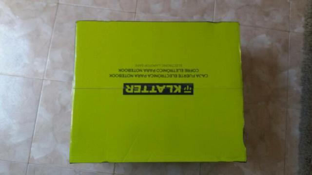 Cofre eletrônico para notebook - Foto 3