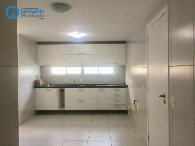 Apartamento com 3 dormitórios à venda, 150 m² por R$ 930.000 - Aldeota - Fortaleza/CE - Foto 9