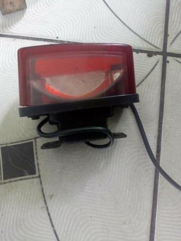 Lanterna traseira cb 300/fazer 150/Suzuki yes/xl 125 e xr 200 - Foto 4