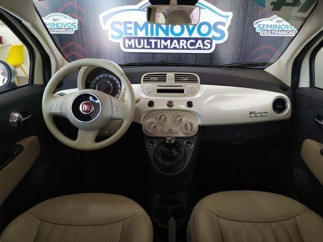 Fiat 500 1.4 Cult Mecânico - 2013/2014 - Foto 5