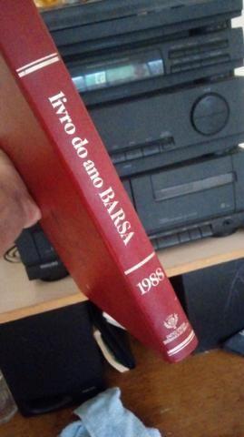 Livro do ano Barsa 1988 16 volumes