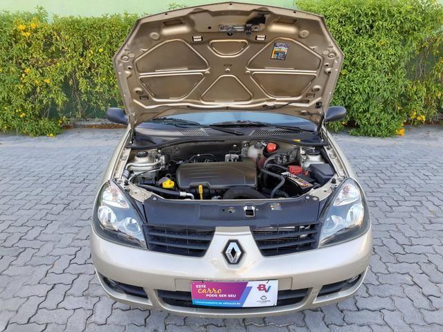 Renault clio 2011 apenas km 84.000 originais !! - Foto 7