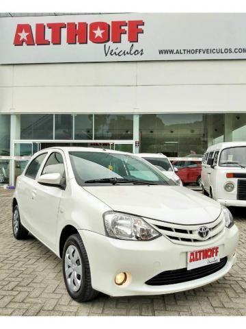 Toyota Etios 1.3 X 2016