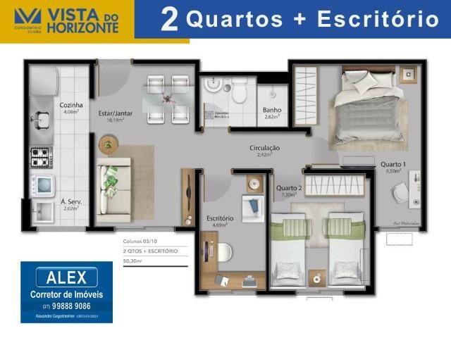 ALX - 75 - APÊ 3 Quartos em Jardim Limoeiro - Entrada financiada ? Use seu F G T S - Foto 3