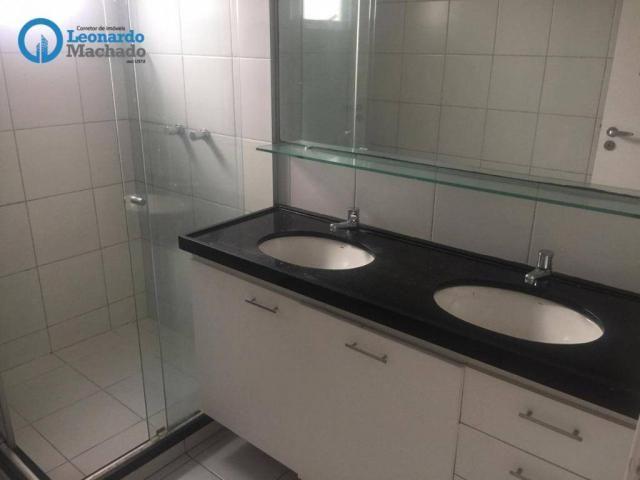 Apartamento com 3 dormitórios à venda, 150 m² por R$ 930.000 - Aldeota - Fortaleza/CE - Foto 14