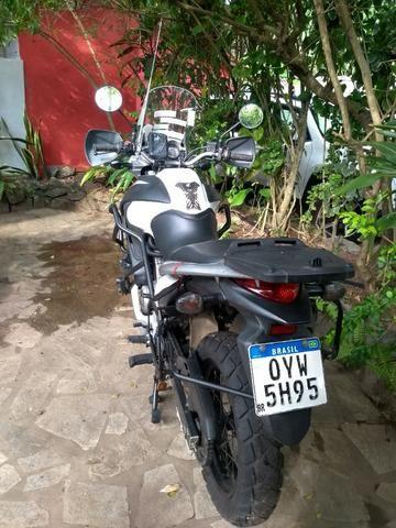 Vendo Honda Transalp ABS 2014 - Foto 7