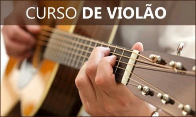 Curso de Violão Boas Novas/curso online