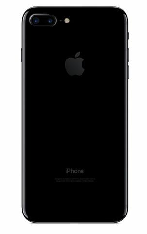 IPhone 7 Plus Jet Black 128gb - Foto 2