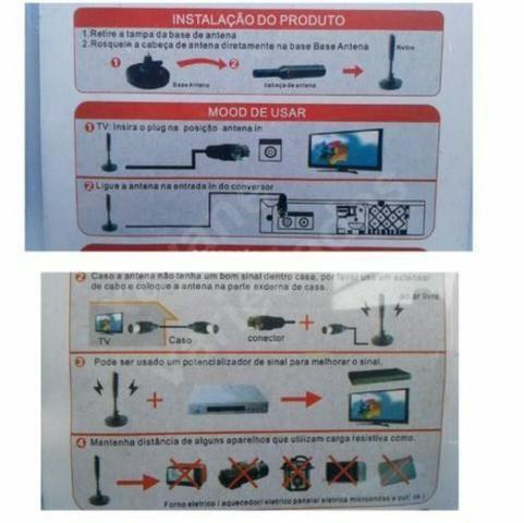 Antena HDTV - Foto 2