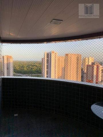 Apartamento com 3 dormitórios à venda, 127 m² por R$ 570.000 - Aldeota - Fortaleza/CE - Foto 11