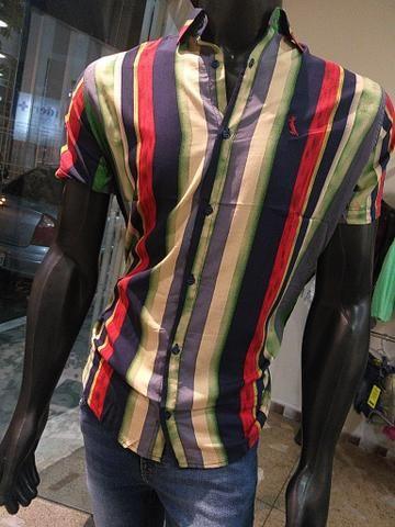 Camisa Floral Masculina atacado e varejo - Foto 4