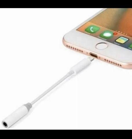 Adaptador para iphone original apple
