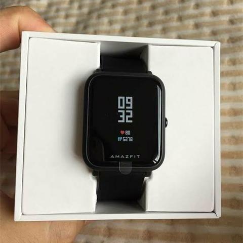Relógio Smartwatch Xiaomi Bip A1608 (aceito dos os cartões)