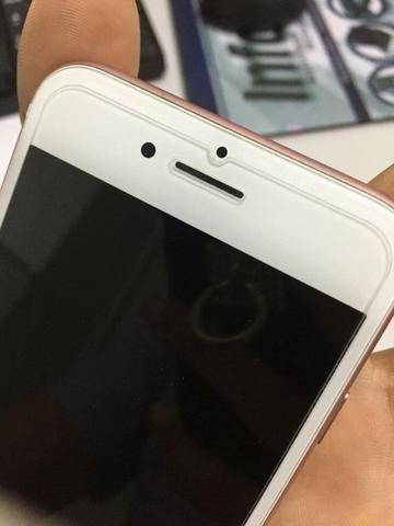 Celular Iphone 7 rose 32gb seminovo - Foto 3