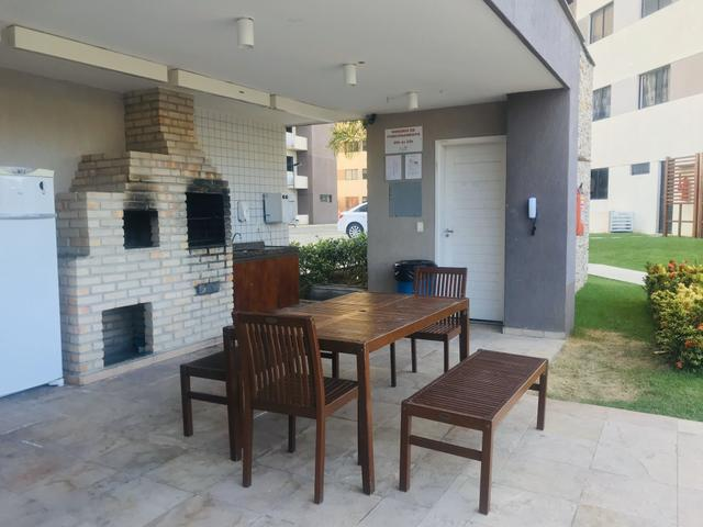 Apartamento mobiliado 2/4 em Ponta Negra - Ecogarden - Foto 5