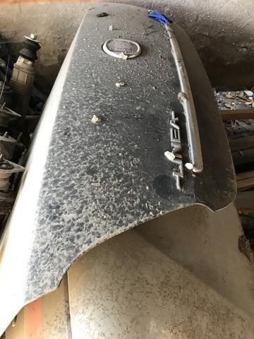 Pecas tampa de mala sucata Fiat linea 2011