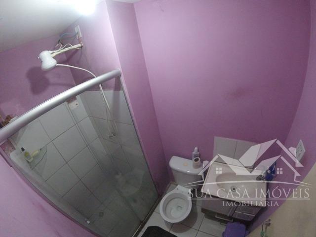 Apartamento 2 quartos em condomínio fechado, Lazer completo - Foto 3