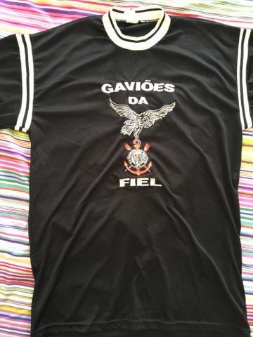 Camiseta Gaviões da Fiel antiga - Roupas e calçados - Cidade ... 330ccb0e8fdf4
