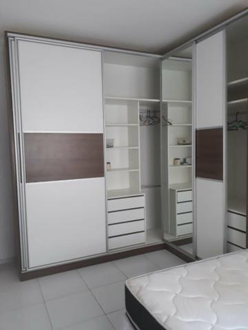 Suites projetada e mobilada alto padrao - Foto 10