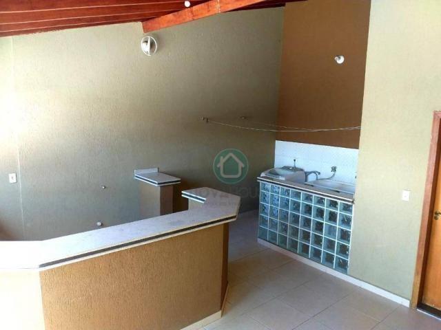 Casa com 4 dormitórios à venda, 220 m² por R$ 380.000 - Cohafama - Campo Grande/MS - Foto 13