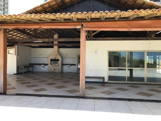Pelegrine Apart. 105 m², 3 quartos, 1 suíte, 2 vagas, armários, lazer completo, Itaparica - Foto 19