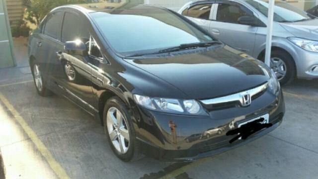 Civic automático 2008