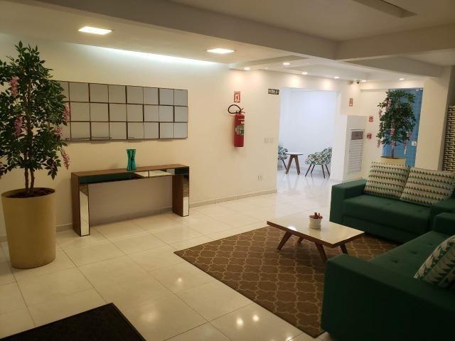 (Thamir) Apartamento 2 dormitórios 150 metros da praia, no bairro da Guilhermina - Foto 14