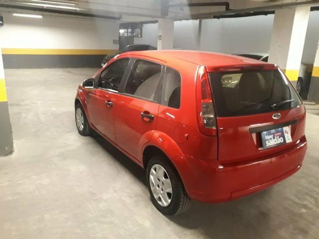 Fiesta hb 1.6 completo 2011!!!gnv!!! preço real anunciado!!! financio sem entrada!!! - Foto 4