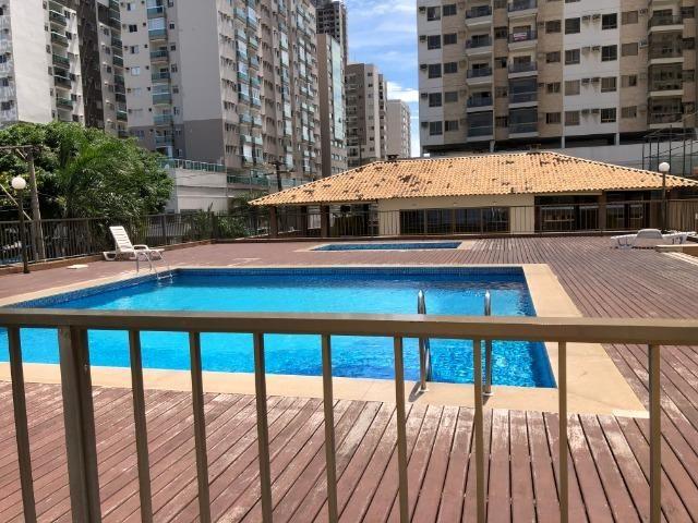 Pelegrine Apart. 105 m², 3 quartos, 1 suíte, 2 vagas, armários, lazer completo, Itaparica - Foto 18