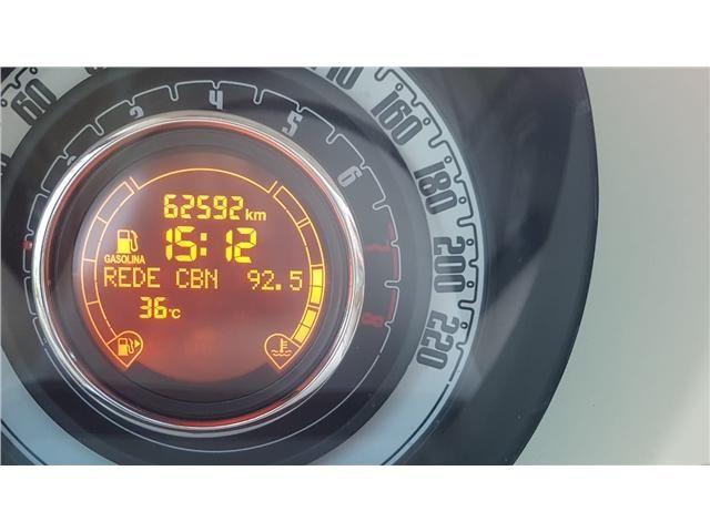 FIAT 500 CULT 8V FLEX MANUAL  - Foto 9