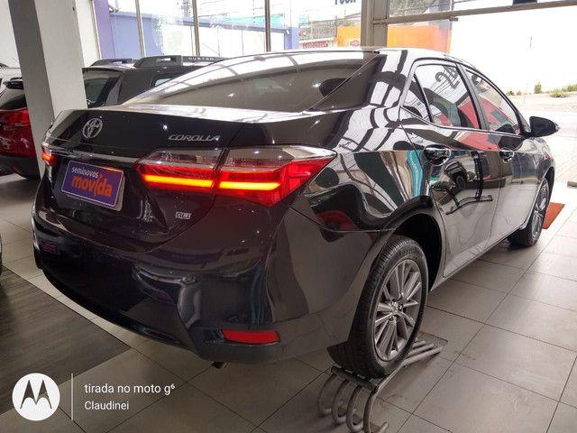 Toyota Corolla GLi Upper 1.8 flex AUT R$ 81.500,00 2019/2019 - Foto 4