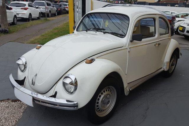 Vw Fusca 1.500 1977