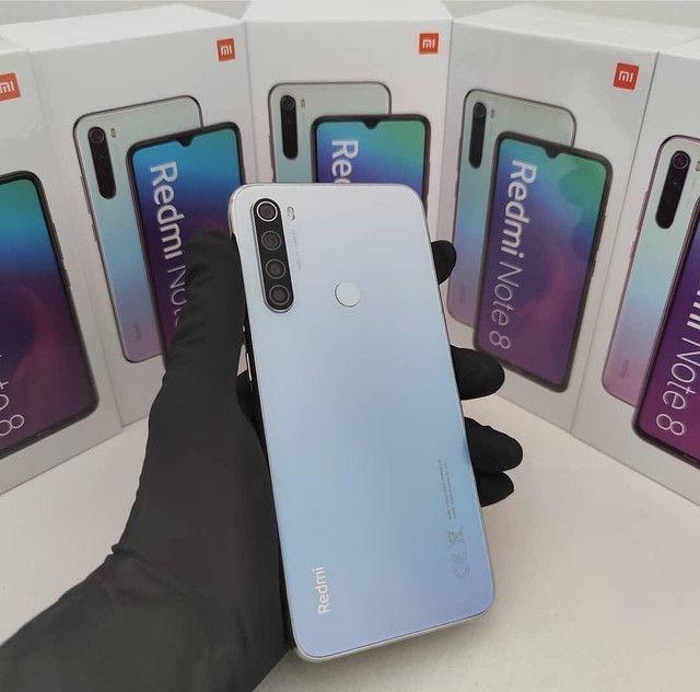 Promoção Redmi Note 8 - 64GB - Branco (pronta entrega) - Foto 2