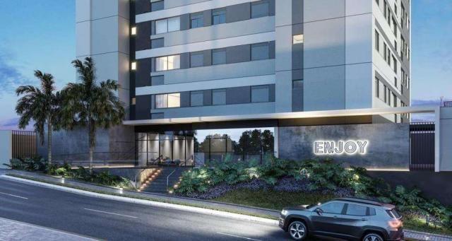 Enjoy - Apartamento de 2 ou 3 quartos com ótima localização em Londrina, PR - Foto 2