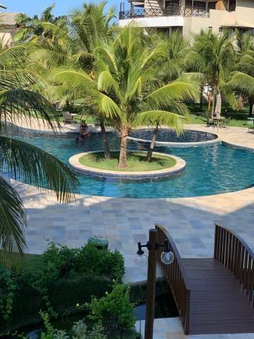 Apartamento à venda com 4 dormitórios em Praia do japão, Aquiraz cod:DMV185 - Foto 4